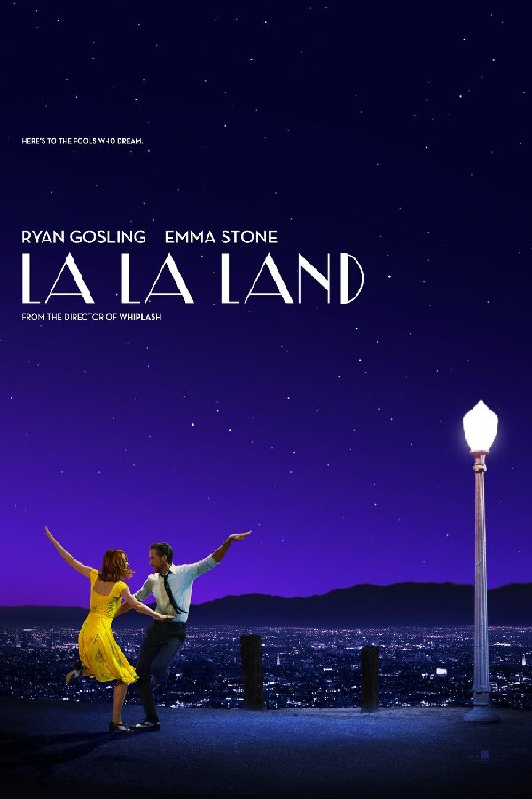 'La La Land' movie poster