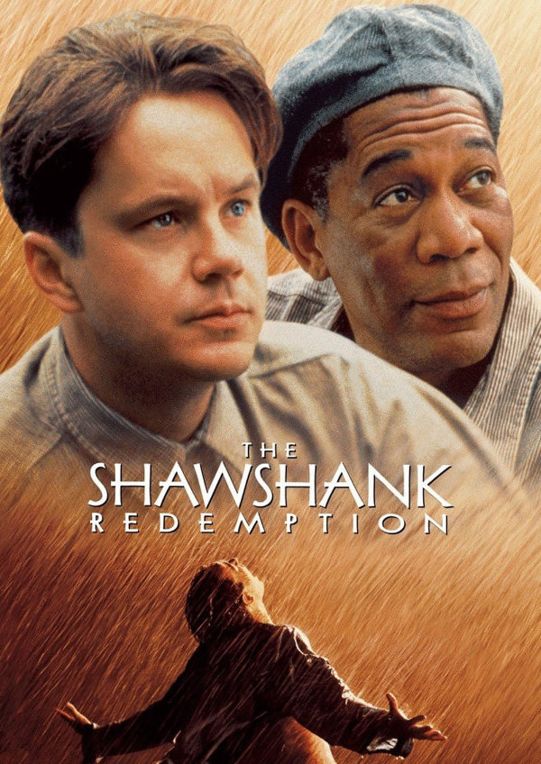 'The Shawshank Redemption' movie poster