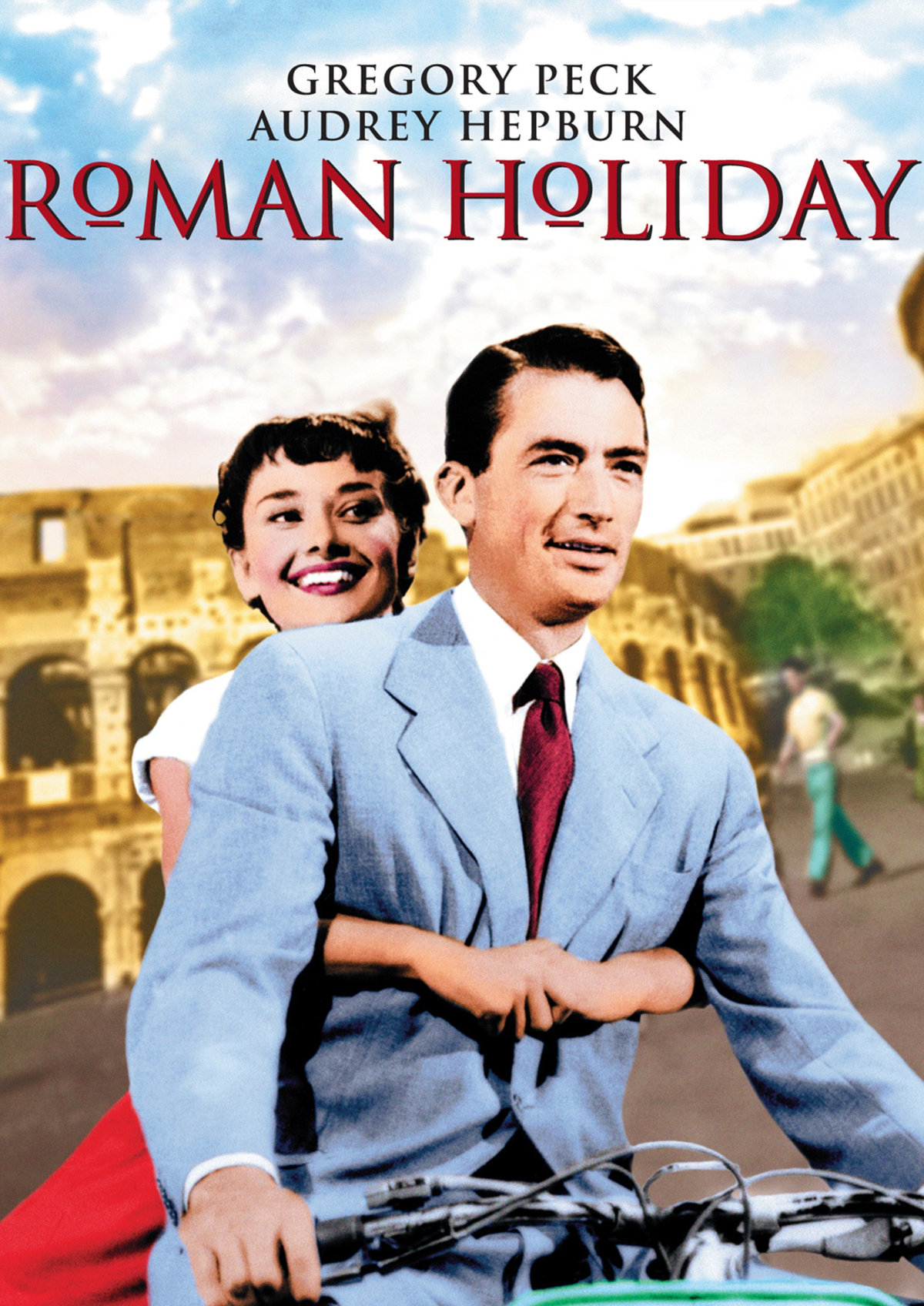 'Roman Holiday' movie poster