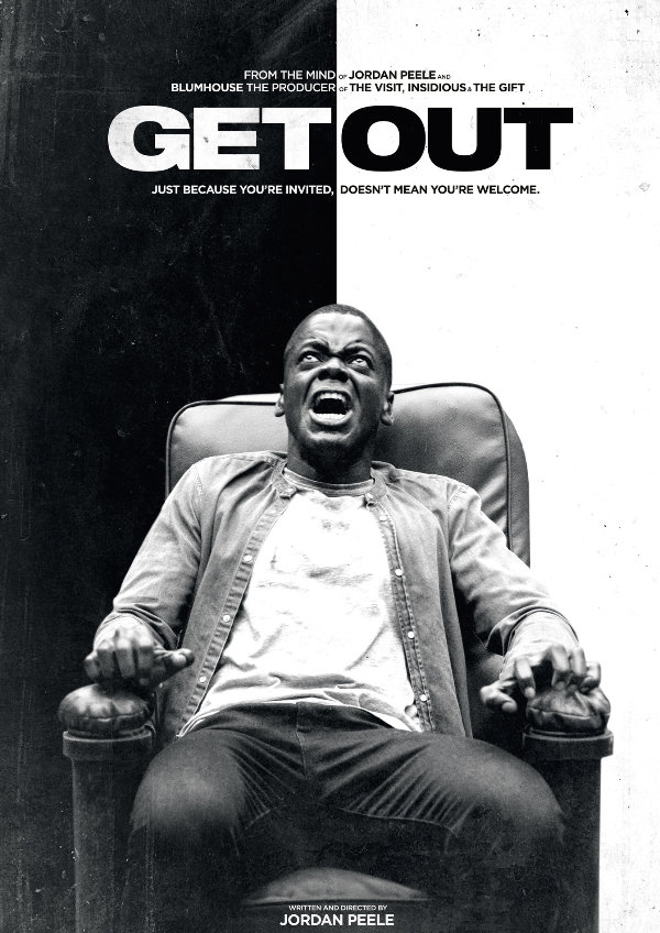 'Get Out' movie poster