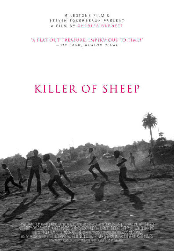 'Killer Of Sheep' movie poster
