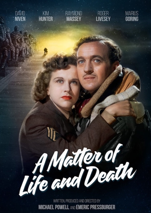 'A Matter Of Life And Death' movie poster