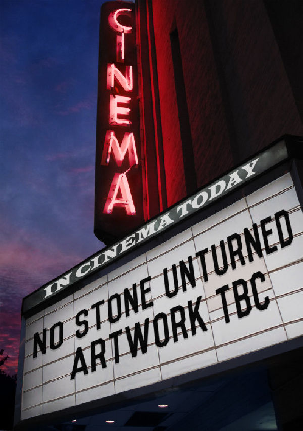 'No Stone Unturned' movie poster