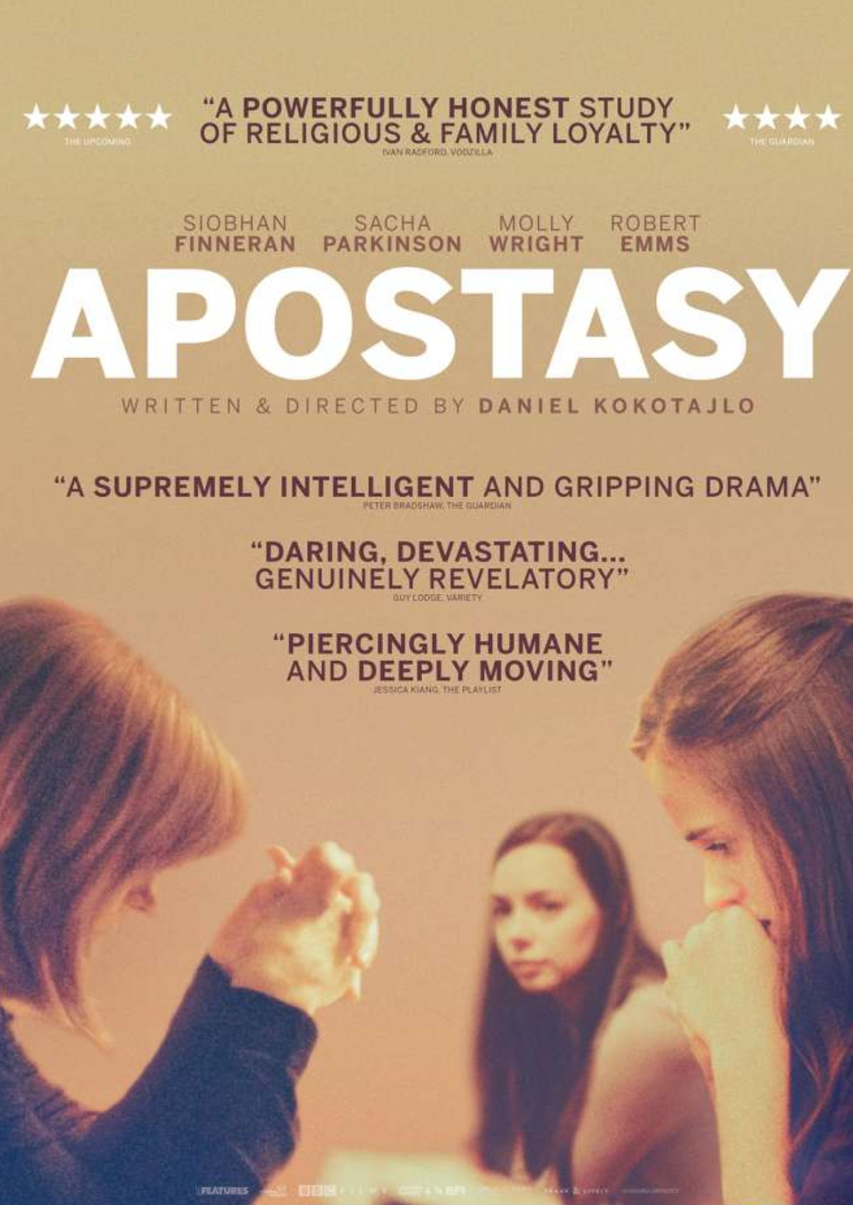 'Apostasy' movie poster