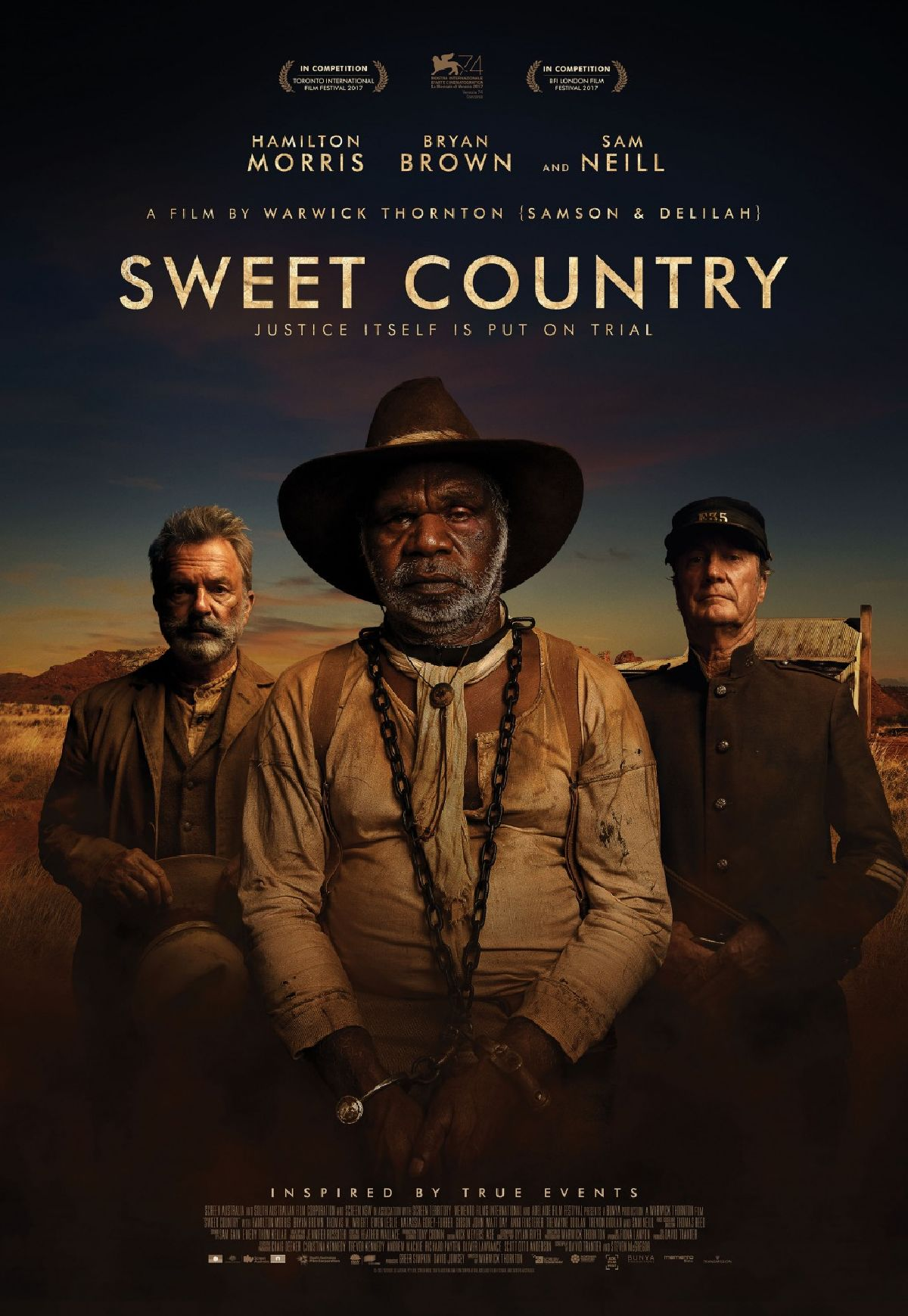 'Sweet Country' movie poster