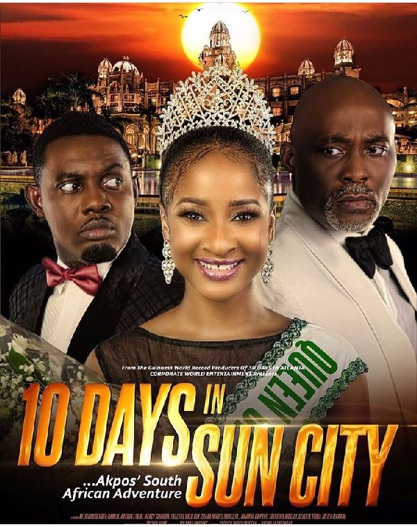 '10 Days In Sun City' movie poster