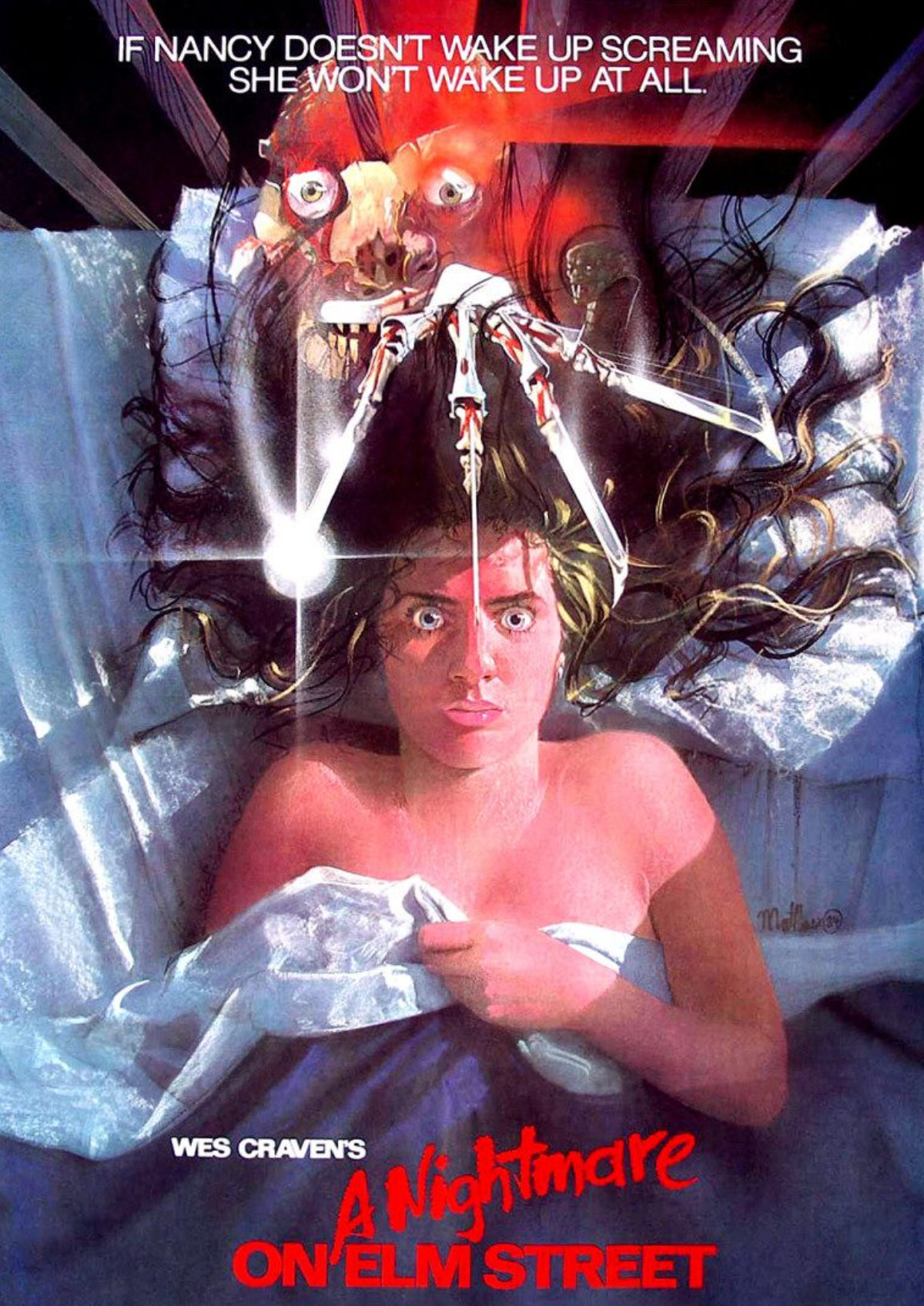 'A Nightmare On Elm Street ' movie poster