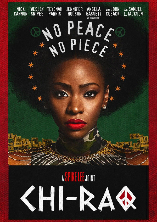 'Chi-Raq' movie poster