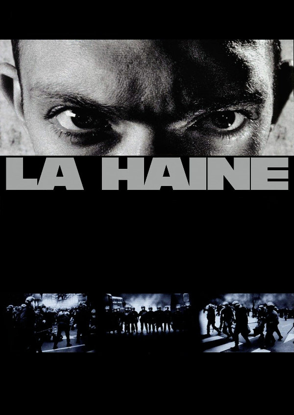 'La Haine' movie poster