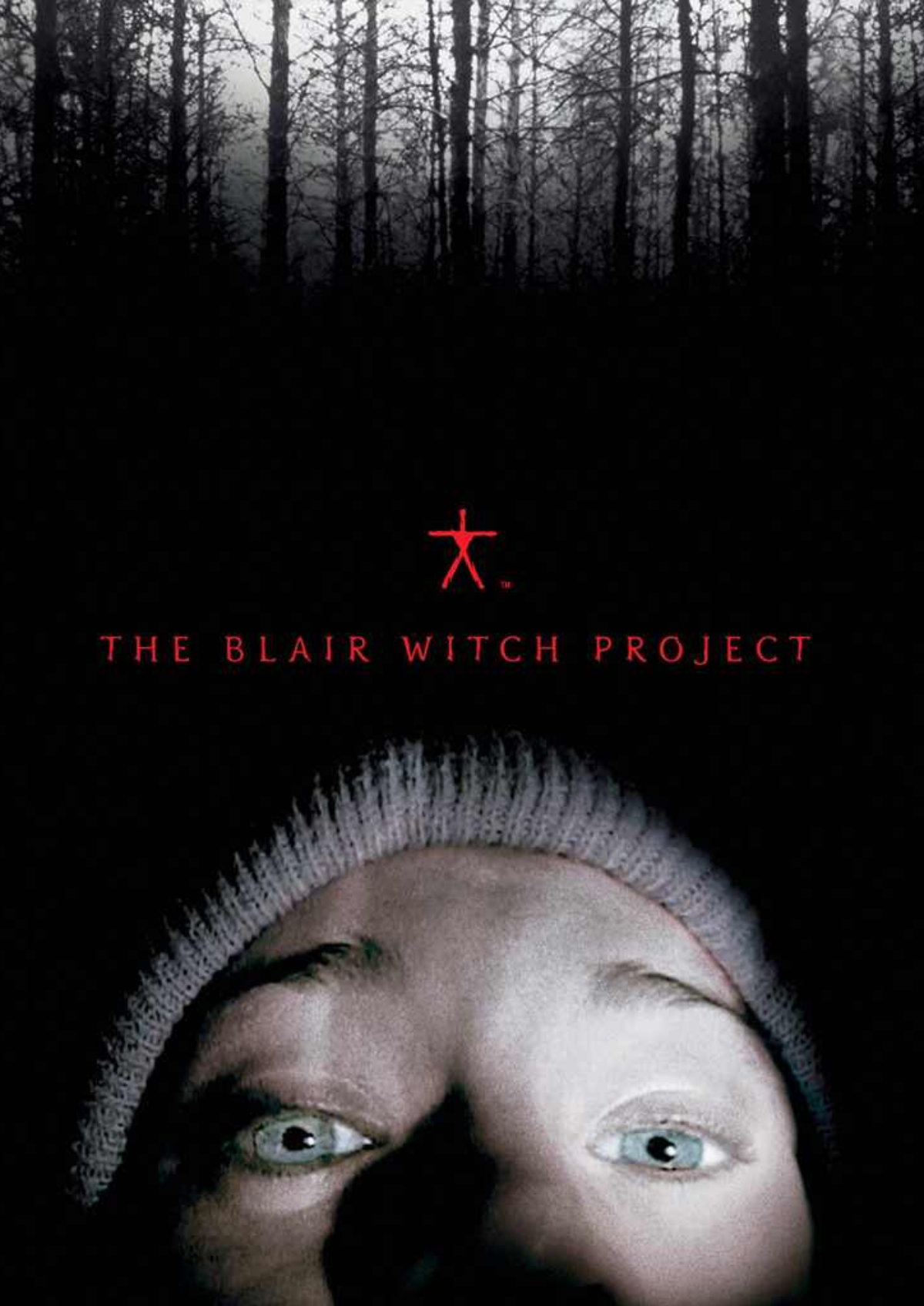 'The Blair Witch Project' movie poster