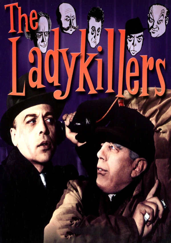 'The Ladykillers' movie poster