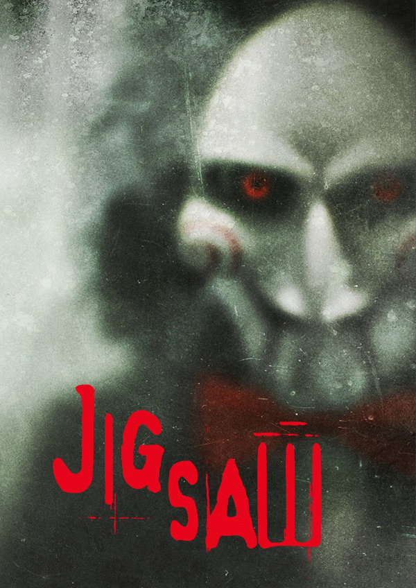 'Jigsaw' movie poster