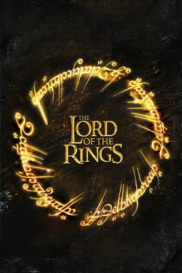 'The Lord of the Rings Trilogy (Theatrical Editions)' movie poster