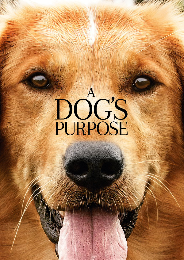 'A Dog's Purpose' movie poster