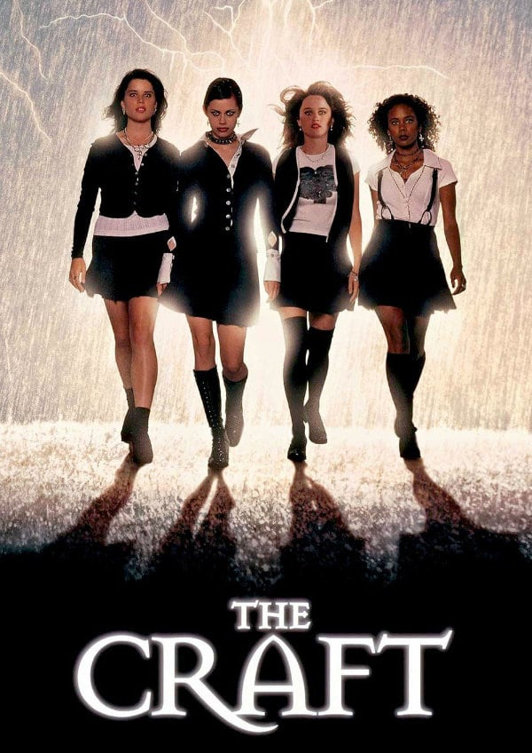 'The Craft' movie poster