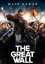 The Great Wall showtimes