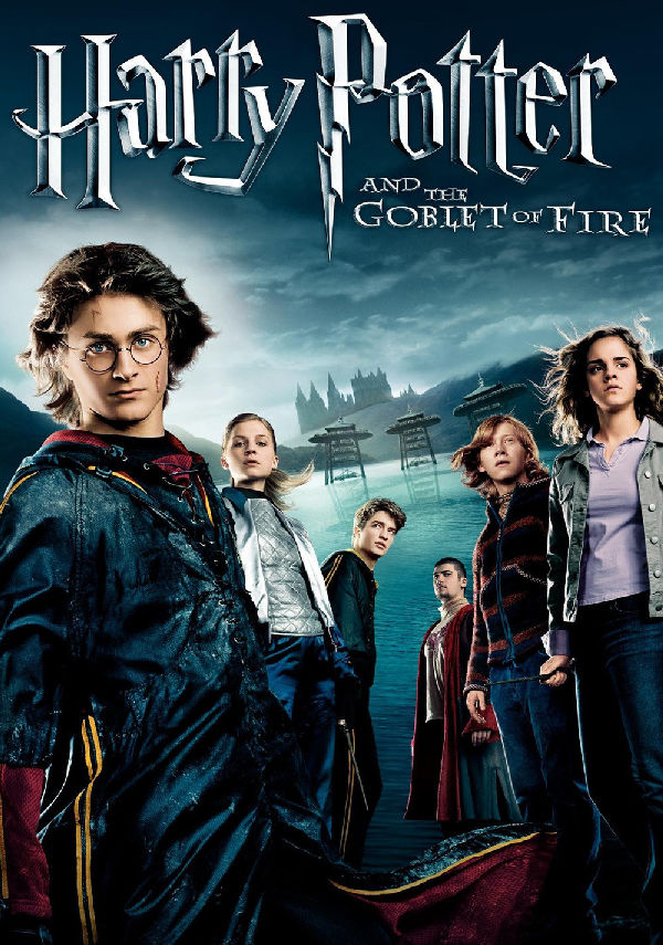 'Harry Potter And The Goblet Of Fire' movie poster