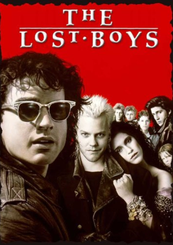 'The Lost Boys' movie poster
