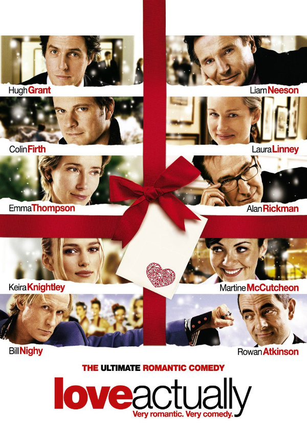 'Love Actually' movie poster