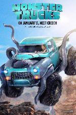 Monster Trucks 3D showtimes