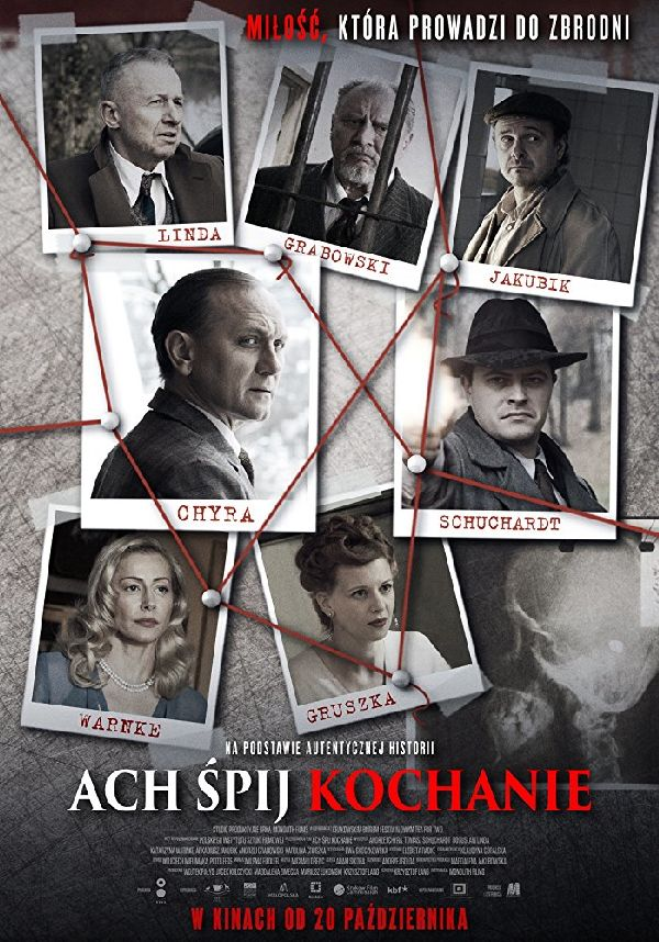 'Ach Spij Kochanie' movie poster