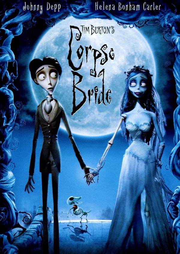 'Corpse Bride' movie poster
