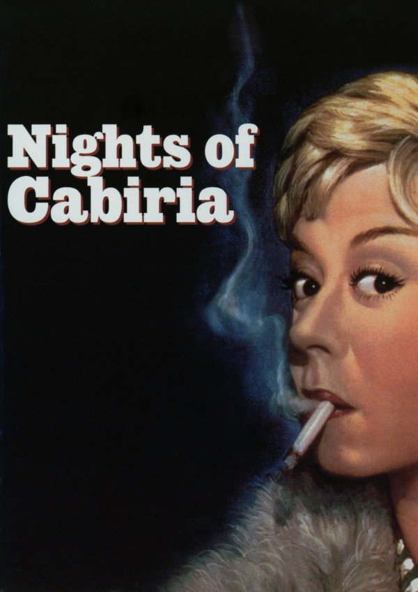 'Nights Of Cabiria (Le Notti De Cabiria)' movie poster