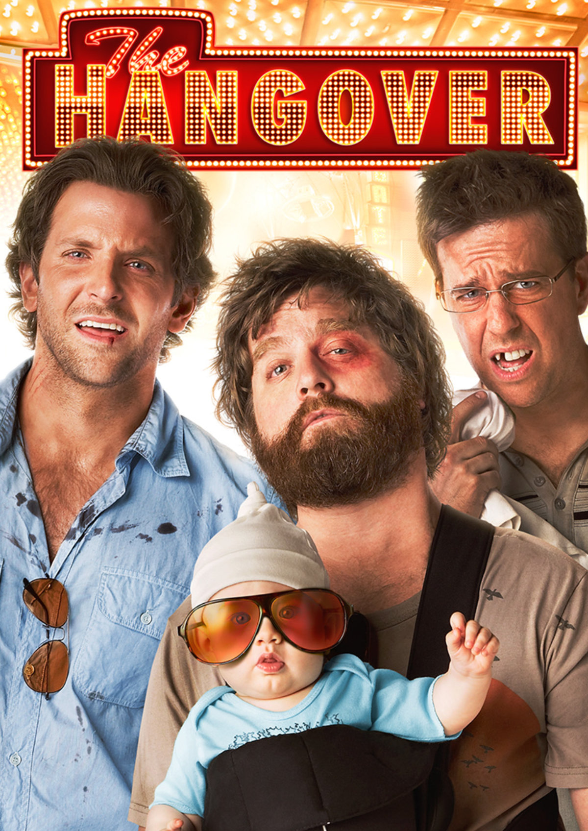 'The Hangover' movie poster