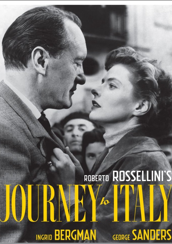 'Journey To Italy (Viaggio In Italia)' movie poster
