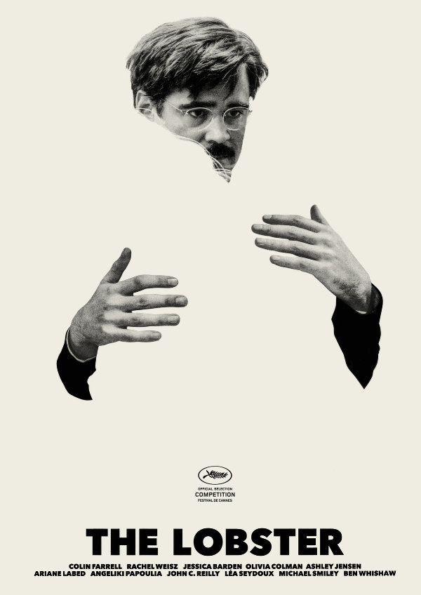 'The Lobster' movie poster