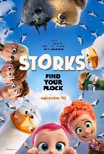 Storks showtimes