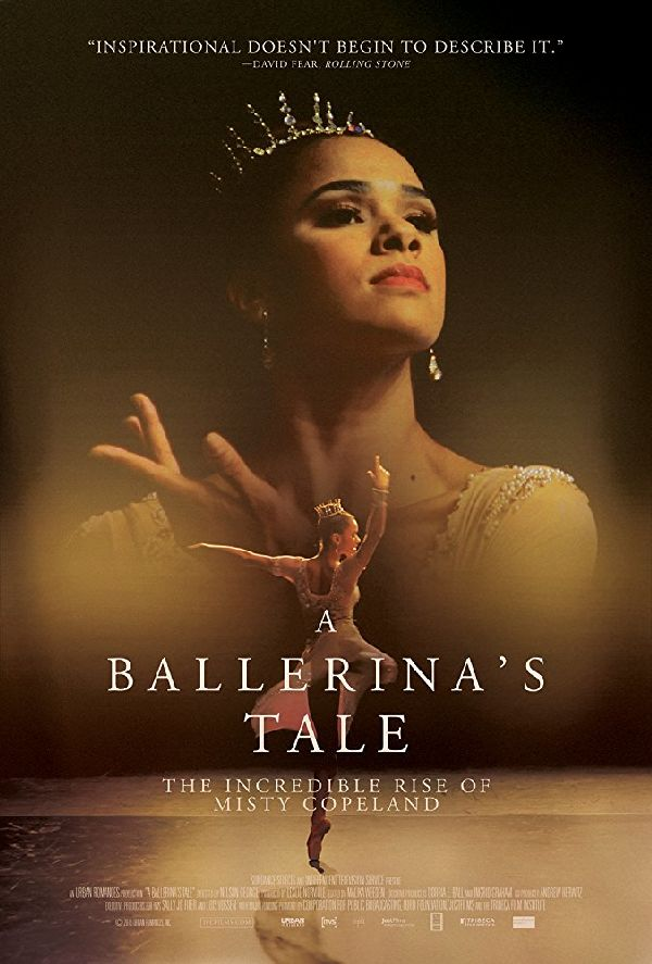 'A Ballerina's Tale' movie poster
